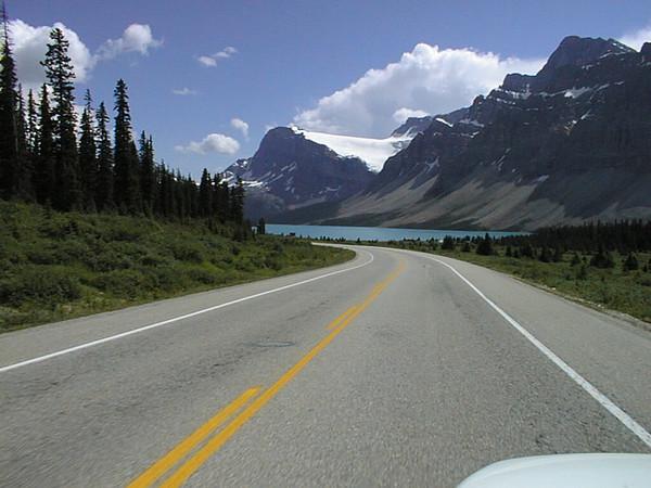 Northwest Tour - August, 2000