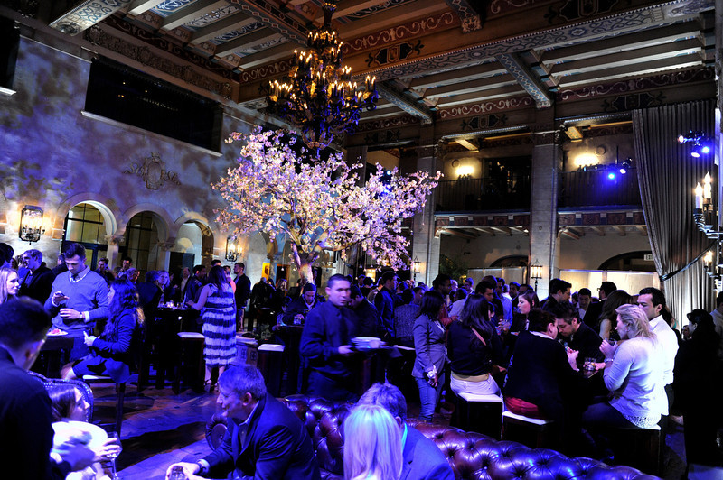 ". A general view is shown at the after party for the premiere of Paramount Pictures\' ""G.I. Joe: Retaliation\"" at the Roosevelt Hotel on March 28, 2013 in Los Angeles, California.  (Photo by Kevin Winter/Getty Images)"