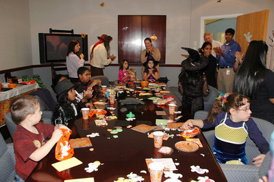 HTC Halloween party 2009
