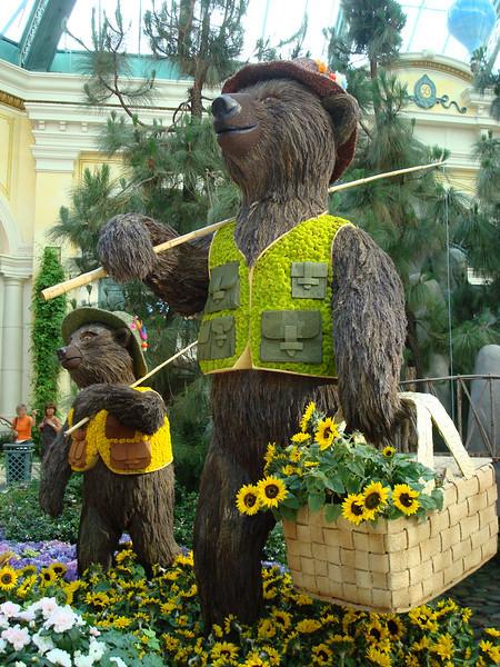 Conservatory Bears