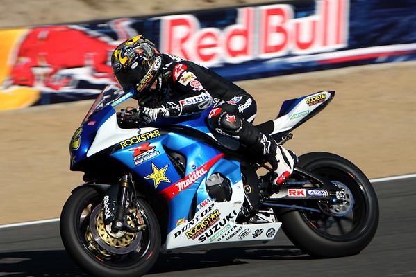 AMA American Superbike @ Laguna Seca 2009