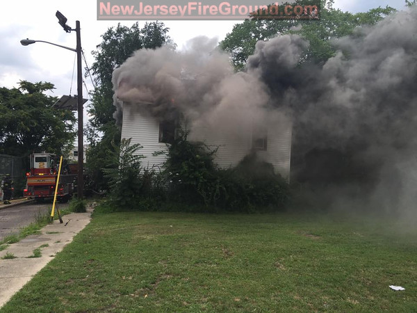 7-8-2016(Camden County)CAMDEN CITY 27th-Howell- All Hands Dwelling