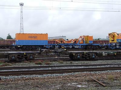 KFA (GR / VR) - Crane Match Wagon