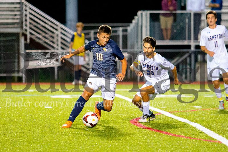 48961 - Mars vs Hampton Boys Soccer