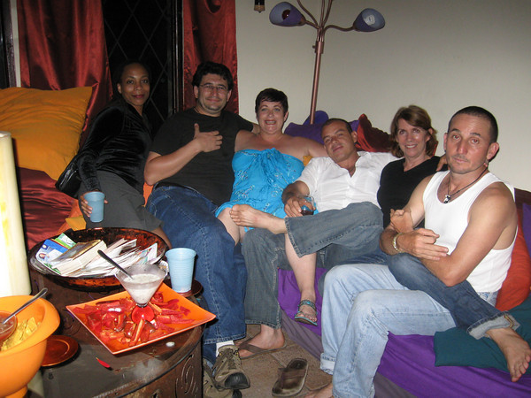 Vicki Skinner's 51st B'day Party & a small part of the gang!  FUN TIME!!!