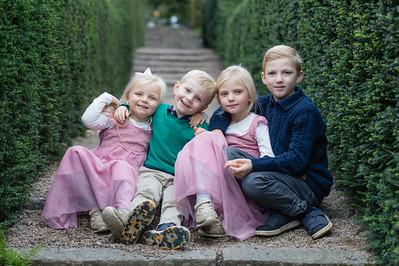 Familjen Lewenhaupt 2018