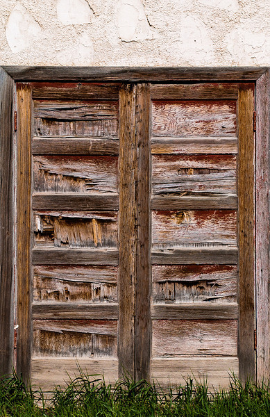 Door, Panguitch, Utah, 2000