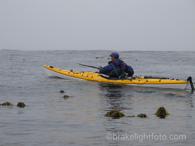 Swell off Athlone Island