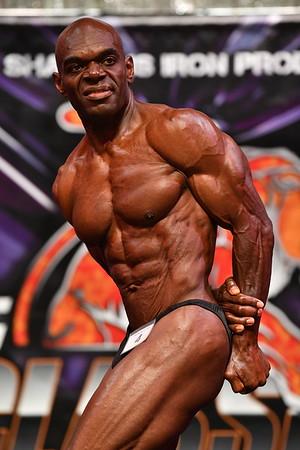 #4 Albert Johnson