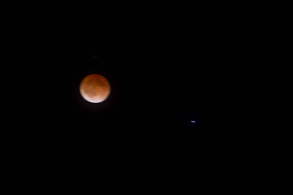 Lunar Eclipse (Apr 14, 2014)