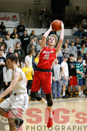 01-12-17 BHS Boys Varsity vs North Marion