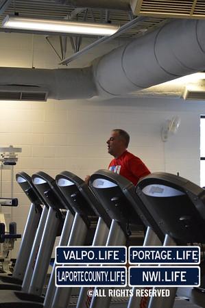La Porte County Family YMCA Indoor Triathlon 2014