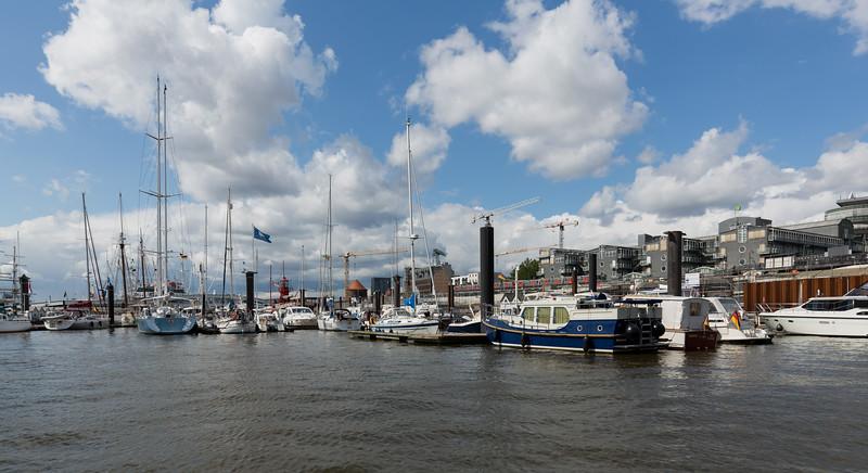 City Sportboothafen Hamburg