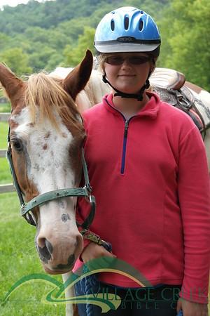 2015 Horsemanship Level 1 Individuals
