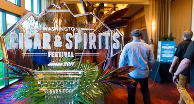 October 3, 2015 - Washington Cigar and Spirits Festival