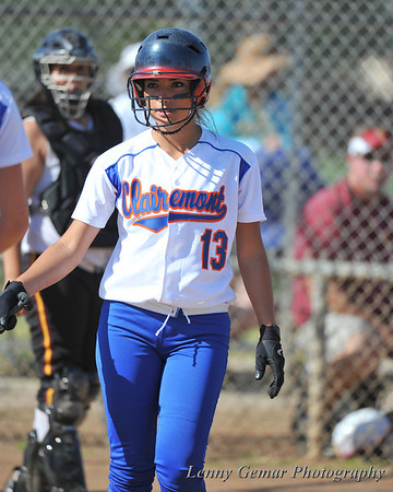 2011 Point Loma HS at Clairemont HS Varsity