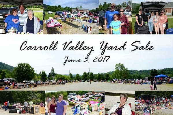 Yard Sale June 2017