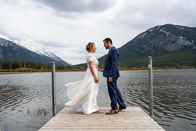 Banff Wedding - Sarah and Darko