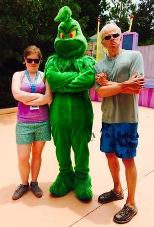 Universal Orlando (June 4-8, 2015)