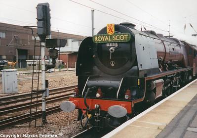 A1 Steam Trust The Talisman 23-7-05