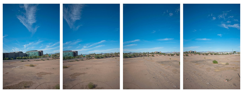 4 Over Lapping  Portrait orientation photos at 40 Feet