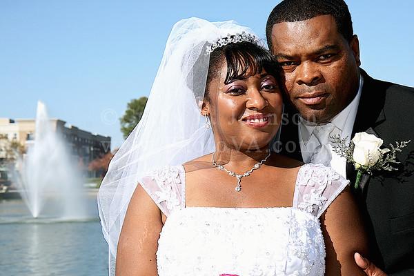 Maricia + Dondi: Newport News Wedding Photography
