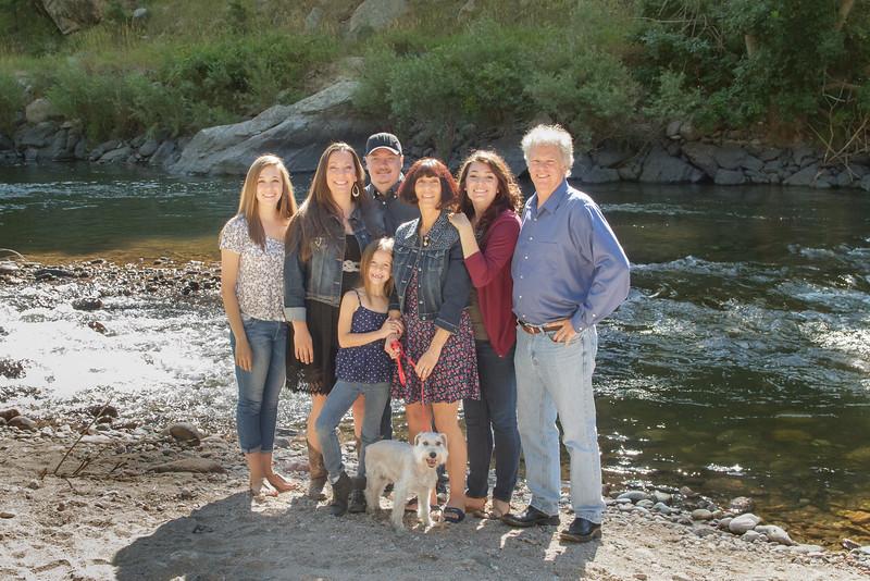 Zamora & Haug Family 2015