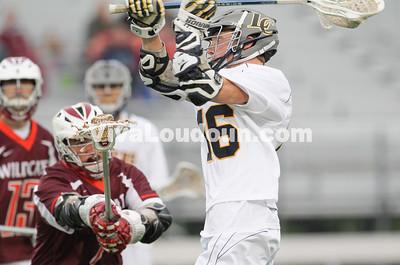 Boys Lacrosse: Loudoun County vs. Mountain View (by Mike Hughes)