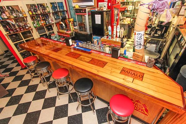 Toad's Bar at Pele's