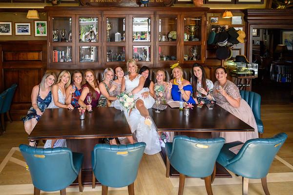 Gemma & Wayne's Wedding Day