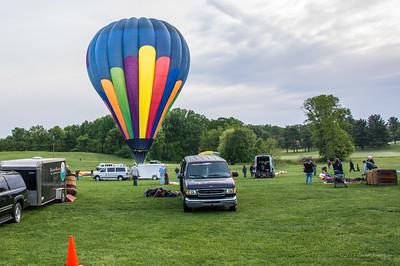 2015/05/15 Preakness Balloon Festival