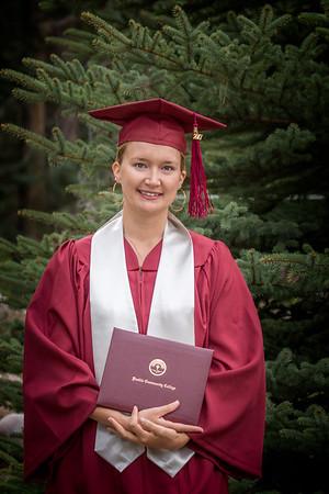 Carla Lewis - College Graduation 2017