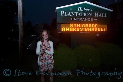 2011 Holy Family 8th Grade Awards