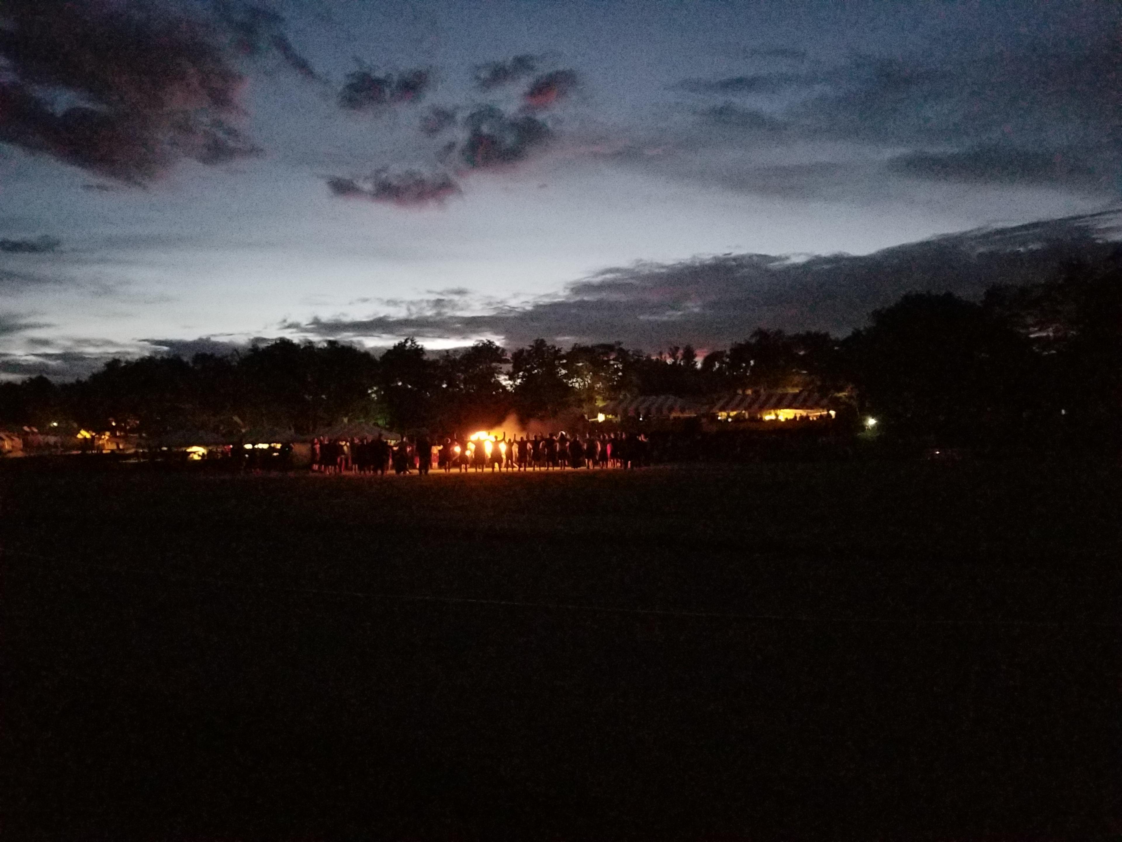 NC2019-Picnic, Bonfire, Opening Ceremony