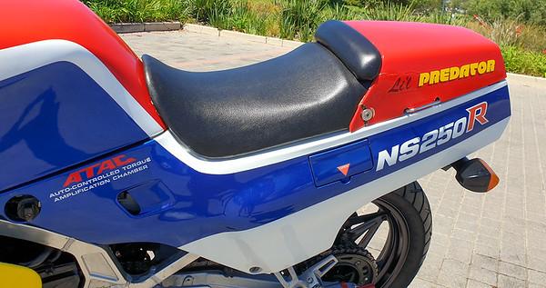 Honda NS250R (JH) on IMA