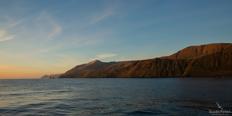 Macquarie Island Sunrise