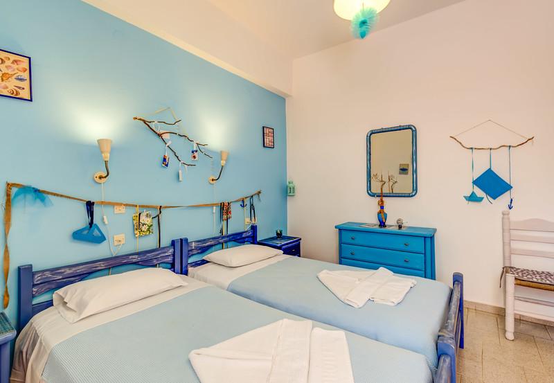 The Apokoros Hotel Rooms