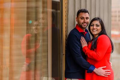 Mitee & Jasdeep's Engagement Photos