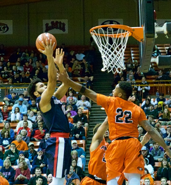 Gonzaga at Pacific 1-23-16