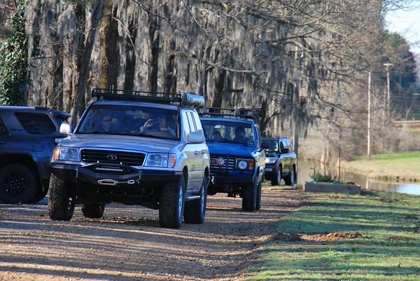 Mississippi Big Black Hills and The Delta