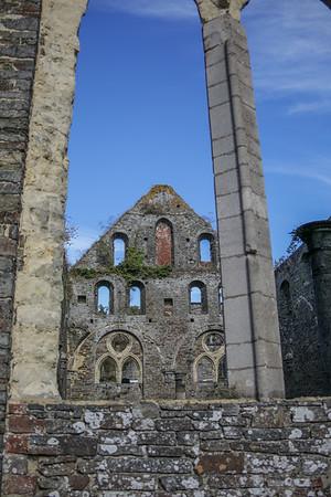 Abbeye De Villers-La-Ville