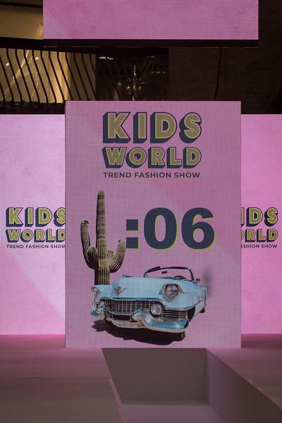 DMC Kids World Fashion Show 2018