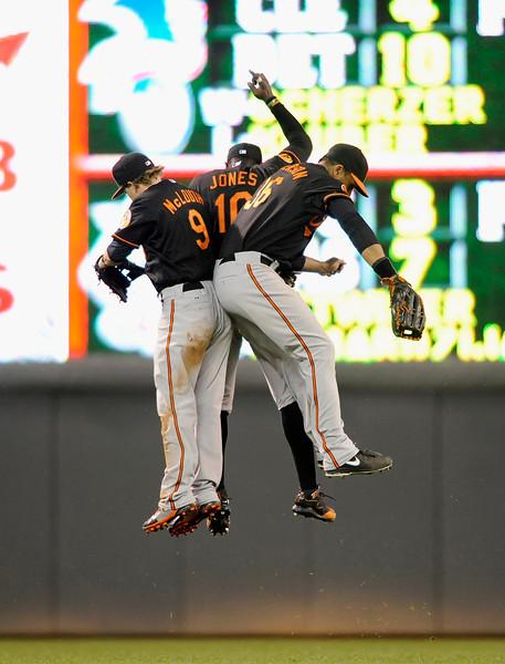 Photos: Twins lose to Baltimore, 9-6