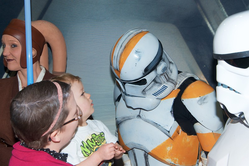 Star Wars Oregon & The 501st Legion attend Kids Fest 2017 in Portland, OR