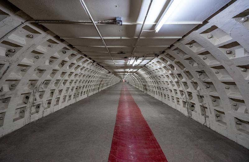 Clapham South WW2 Underground Shelter