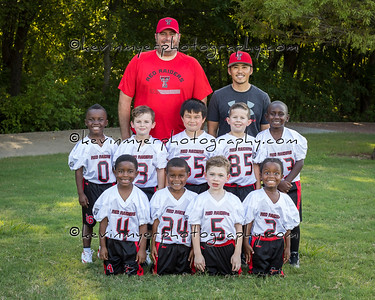 5u Red Raiders Team Pics