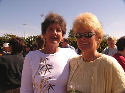 Joan and Heidi