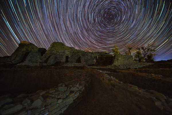 Star Trails AZRU
