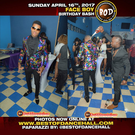 4-16-2017-BRONX-Face Boy Birthday Celebration 2017