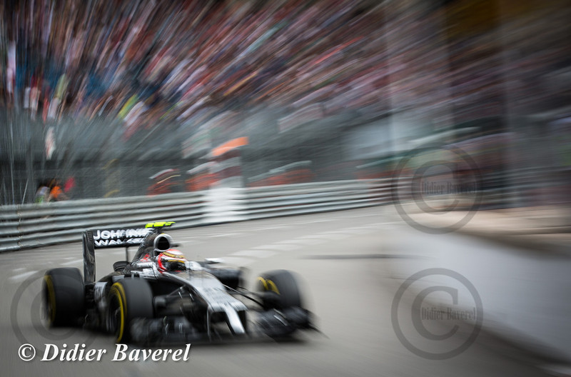 F1 GP Monaco 2014: Kevin Magnussen